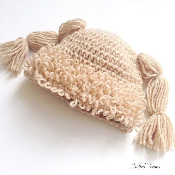 Knit Cabbage Patch Hat Pattern Image Collections Knitting Patterns
