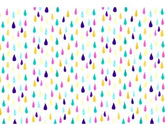 VELLUM Rainbow Raindrops A4