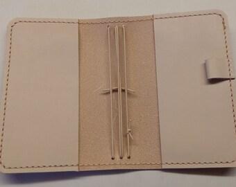 TWIN CATKIN Traveller's Notebook range. Midori, Field Notes, Moleskine, Rhodia, Stamford. Passport/Pocket/A6/Slim. Many custom options.