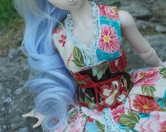 Tsukifly Bird of Paradise dress set for DD