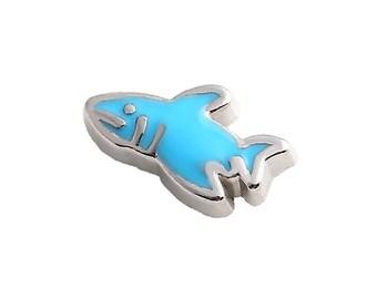 Shark Floating Charm