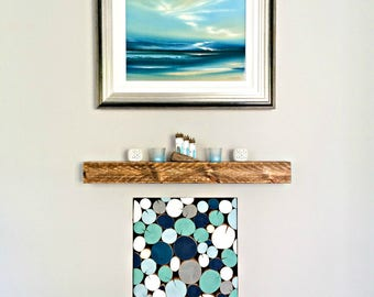 CUSTOM Colour Mix Decorative Logs - Display - Logs - Interior - Fireplace - Alcove - Custom - Colour - Decorative - Feature - Stacking