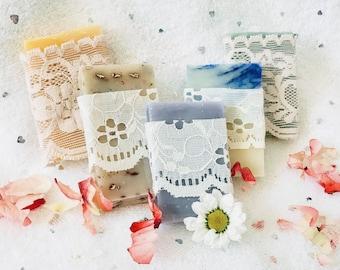 Lace Wedding Soap Favors, Lace Soap favors, wedding soap favors, custom soap favors, custom wedding favors, bridal shower favor, party favor