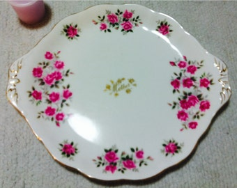 Royal Albert Mother Cake Plate