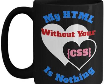 Nerd love coffee mug 15 oz.