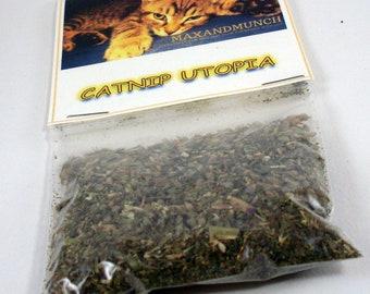 Vegan Catnip, Organic Catnip, Fresh Catnip