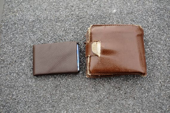 Mens wallet, RFID Wallet, leather wallet, groomsmen gift, gift groom, boyfriend gift, husband gift, father gift, mens gift, gifts for him