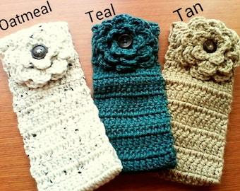 Crochet Headbands 1 or 3
