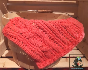 Knitting pattern, dishcloth pattern