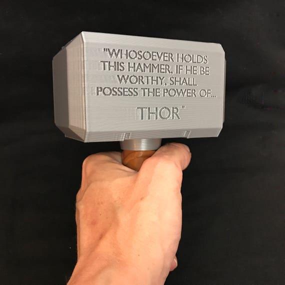 thor baby hammer thor hammer toy mjolnir personalized baby