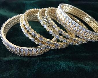 Gorgeous bangle bracelet set, Indian Pakistani , ethnic, traditional ,cultural, contemporary