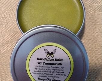 Dandeliion Balm w/ Tamanu Oil