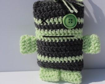 Cuddle Monster, Cuddle Buddy, Rag Doll, Monster Doll, Crochet Monster, Amigurumi Monster, Amigurumi Rag Doll, Zombie, Crochet Zombie