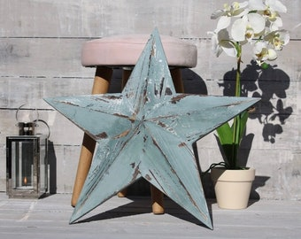 Blue Barn Star- 50cm