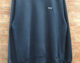 Rare!!Elf Lubrifiants sweatshirt Medium size