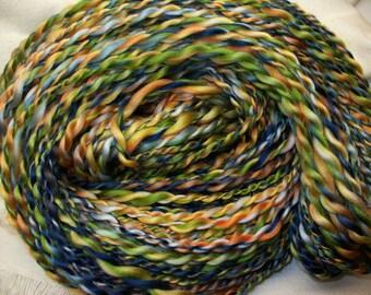 Hand Spun Yarn for Knitting or Crochet