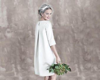 Retro wedding dress | Etsy