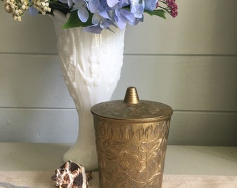 Brass Box or Container