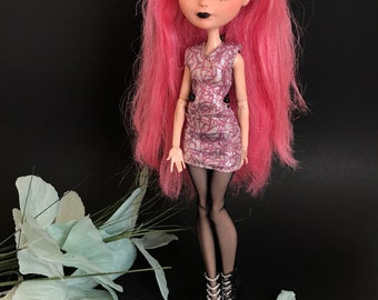 OOAK Monster Ever After High Doll Repaint—Tammi (Briar Beauty Repaint)