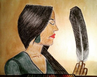 The Eagle Feather Delivers Our Prayers