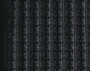 Knit fabric remnant black knit fabric discount fabric sweater dress tops fall winter fabric sale
