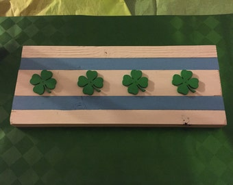 Irish Chicago Flag / Chirish