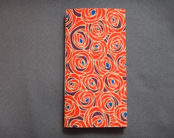 Soft Cover Blank Journal: Rose Cover