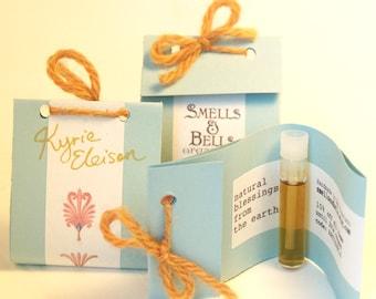 Kyrie Eleison Natural Perfume Sample