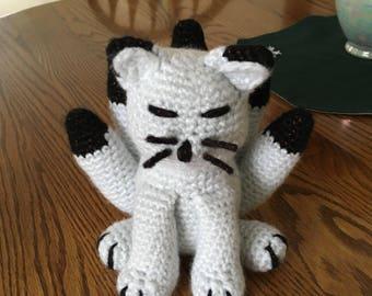 Crochet Kitsune, Made to Order