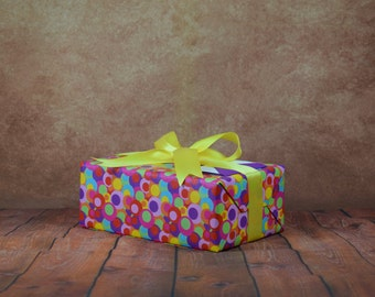 Luxury Collect Gift Wrap Kit - Spots