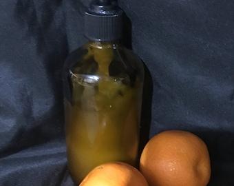 Wild orange essential oil paraben free conditioner