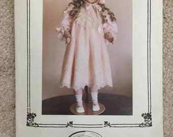 The Doll Carriage: Kallie Dress and Body Pattern, 24""