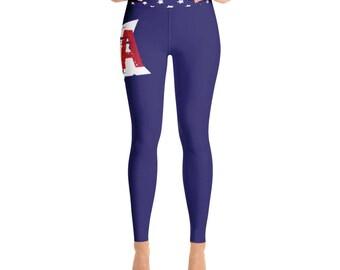 USA - Yoga Pants