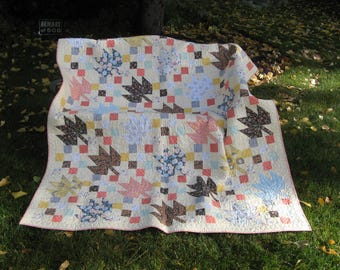 Sweet Leaves Quilt