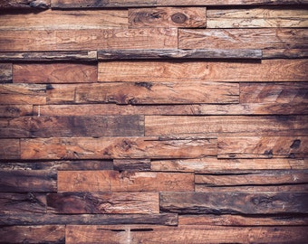 barn wood background. Vintage Barn Wall Backdrop - Dark Wood Wall, Brown Old Planks Floor Printed Fabric Background