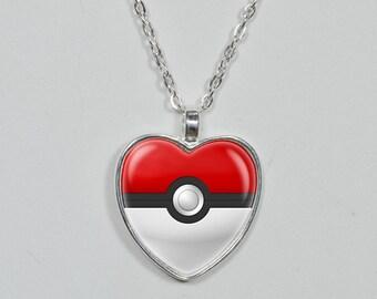 Disney Pendant Pokemon Pendant Pokemon Jewelry Beauty Necklace Container Necklace Pokemon Necklace Pokemon gift