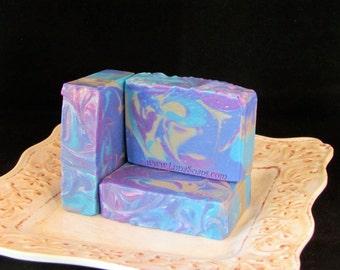 Blueberry Hill Goat's Milk Silk Soap