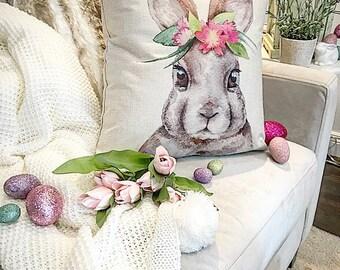 Decorative Bunny Pillow