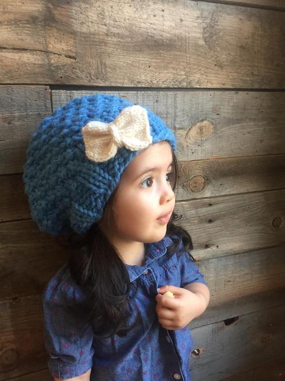 Toddler Knit Slouchy Hat Zero