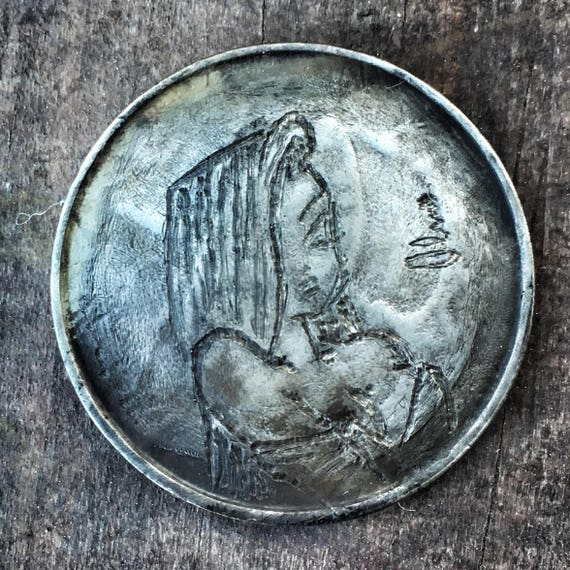Hobo Nickel Jessica Rabbit #1 by olmo