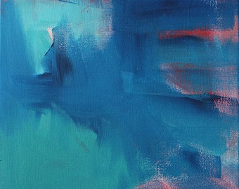 This Thing Called Love 2 // Artist Charlie Albright // Blog Moments by Charlie // Abstract Art in Acrylic Paint