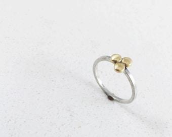 Three Dot Ring