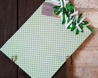 Fabric Covered Clipboard