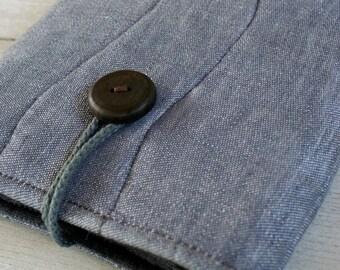 iPad Sleeve Case Cover/ padded sleeve for iPad/ cotton