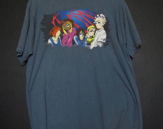Korn 1990's Vintage Tshirt