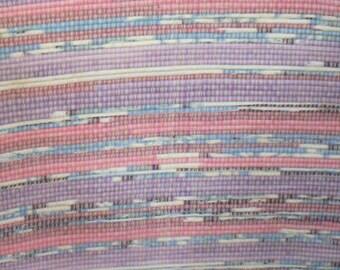 Hand Woven Cotton Rag Rug