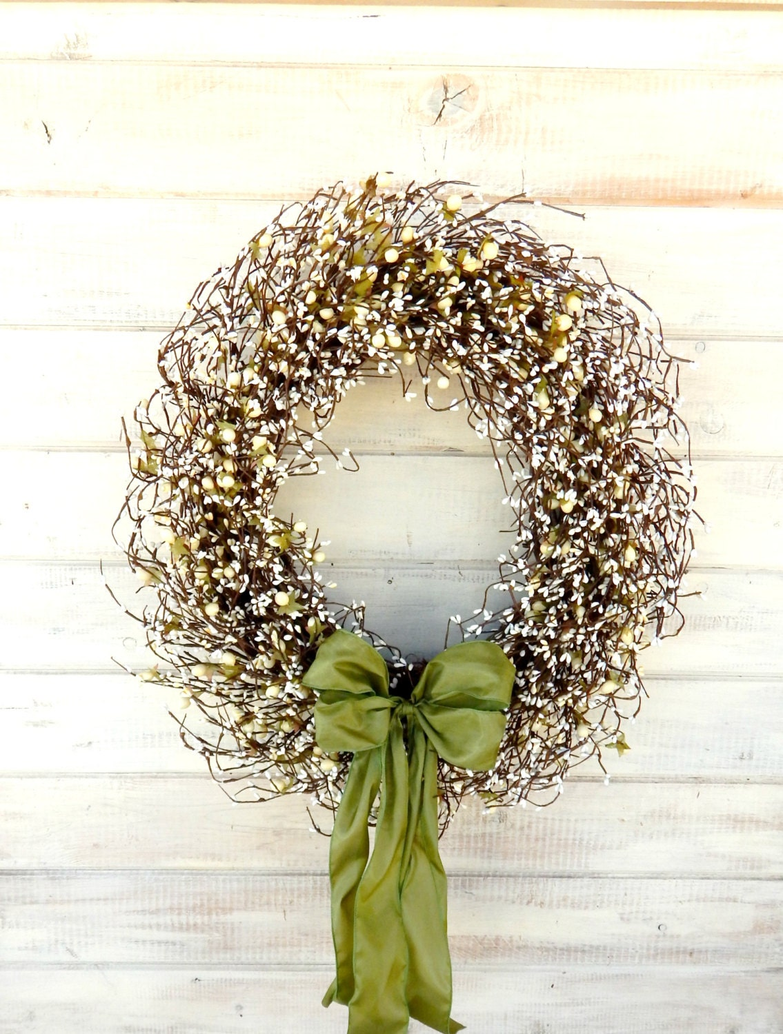 LARGE Wedding Wreath Spring Wedding Decor SAGE U0026 CREAM Door Wreath Summer  Wedding  Winter Door Wreath Front Door Decor Wedding Decorations