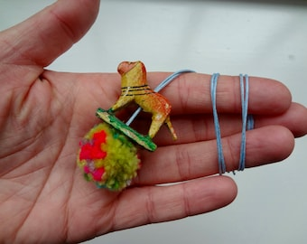 Little Animal Totem Necklace