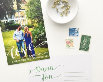 Save the Date Postcard | Save the Date Magnet