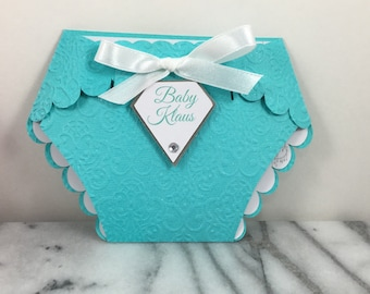 Invitation, T & C ou Breakfast at couche Tiffany lot de 10 élégant Baby Shower Party invite